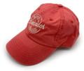 Cap with Barbados design.