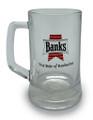 Banks beer logo tanker.