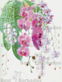 Orchid Flower Print