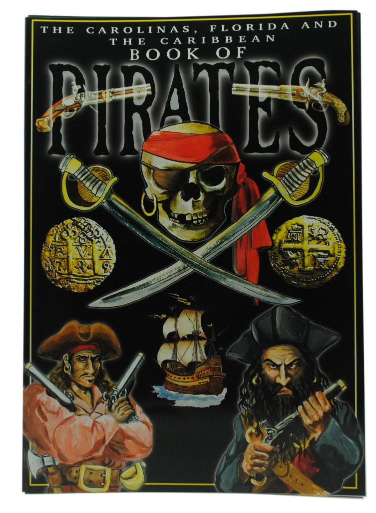 Caribbean Book Of Pirates Best Of Barbados Gift Shops