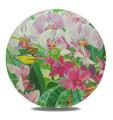 Trivet - Orchid