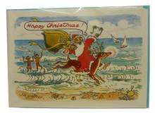Caribbean Christmas cards by artist Jill Walker.