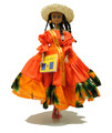 Fashion Doll Orange