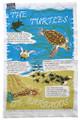 Turtle Tea-Towel