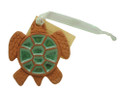 Clay Christmas Decoration Turtle