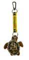 I love Barbados turtle key chain.