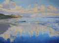 East Coast Reflections by Sue Trew