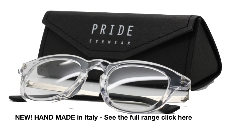 fa125137e Choose by BRAND - Pride Eyewear - The Old Glasses Shop
