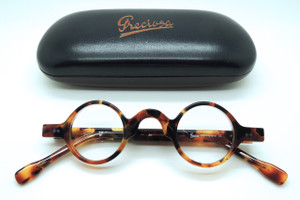 FrameHolland small round glasses in tortoiseshell finish from www.theoldglassesshop.com