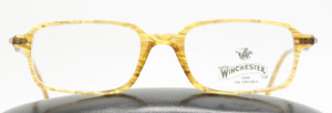 Nahma Vintage Rectangular Glasses By Winchester At www.theoldglassesshop.co.uk