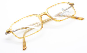Designer Vintage Eyewear In Light Turtle Effect At The Old Glasses Shop