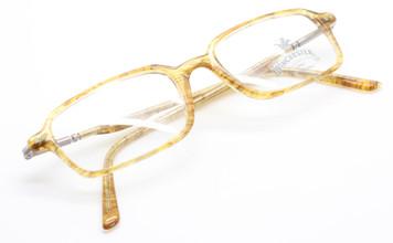 Designer Vintage Eyewear In Light Turtle Effect At The Old Glasses Shop