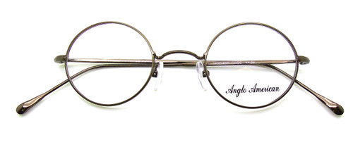Anglo American made in England glasses frame