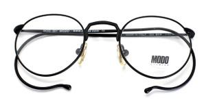 Modo 201 Black Frames from www.theoldglassesshop.co.uk