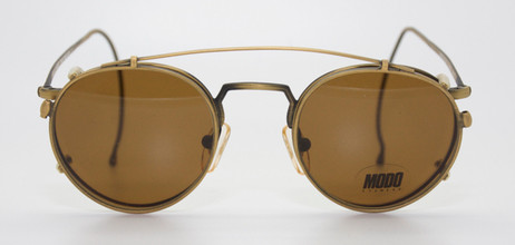 Vintage Italian Frames With Matching Sunglasses