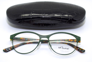 Retro Italian Frames By TF Occhiali