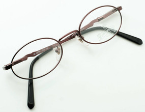 Classic oval shaped vintage frames by Winchester