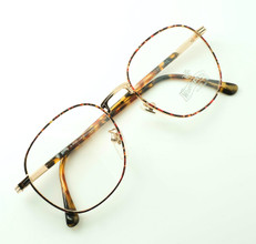 Vintage Panto Tortoiseshell Frame by Winchester at The Old Glasses Shop Ltd