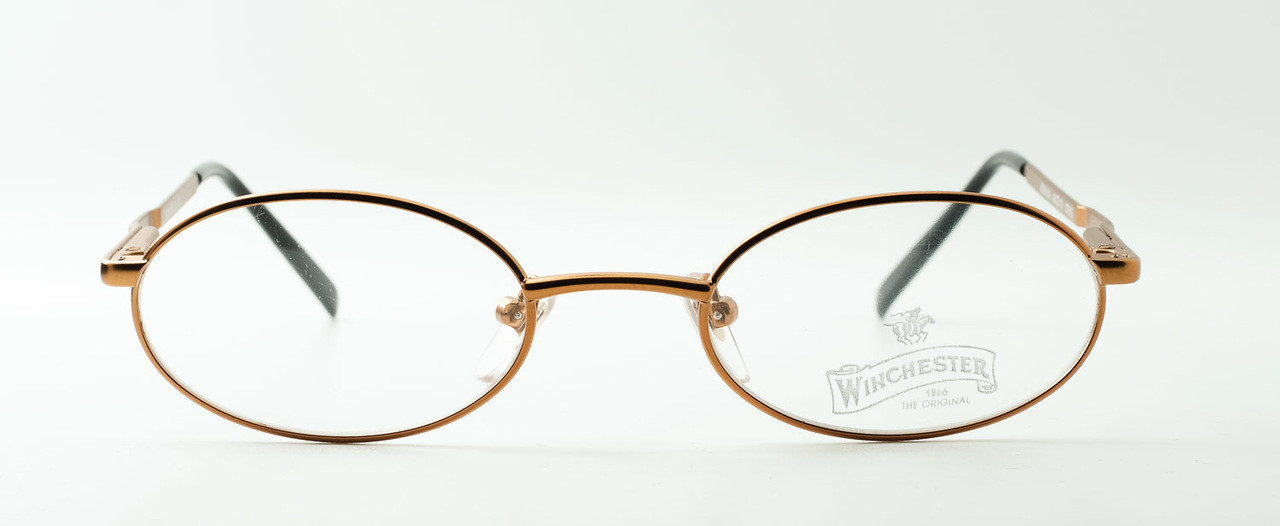 1c5fec90b895 Loading zoom. Italian Oval Frames by Winchester at The Old glasses Shop.  Vintage Oval Glasses ...