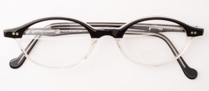 5d7b84f9f5b Winchester Youchat Half Rim Effect Frame At The Old Glasses Shop