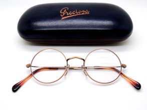 True Round Antique Gold Frames Hand Made In Holland At The Old Glasses Shop