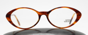 Versace V39 A12 Vintage Oval Glasses At www.theoldglassesshop.co.uk