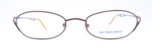 Burberry B8945 Lightweight Oval Burgundy Frame