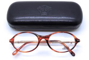 Vintage Versace V30 Eyewear In Acrylic & Metal At The Old Glasses Shop Ltd