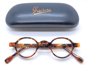 Frame Holland 704 24 Small Panto Shaped Acetate Eyewear At The Old Glasses Shop Ltd