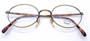 Vintage Oval Antique Gold Frames At www.theoldglassesshop.co.uk