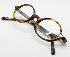 Oval Acrylic Eyewear By Anglo American At The Old Glasses Shop