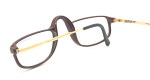Carbon Fibre reading Spectacles At www.theoldglassesshop.co.uk