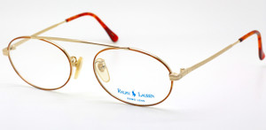Vintage Frame Without Bridge Polo By Ralph Lauren At The Old Glasses Shop
