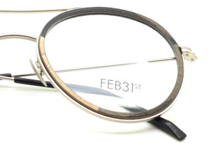 Hand Made Wooden Spectacles By Feb31st At www.theoldglassesshop.co.uk