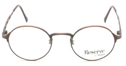 Reserve By Tura Round Glasses At The Old Glasses Shop Ltd