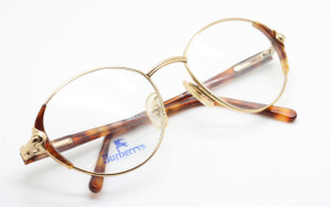 Burberry B5791 glasses from The Old Glasses Shop Ltd
