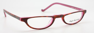 Vintage Style Half Moon Reading Glasses By Anglo American At www.theoldglassesshop.co.uk