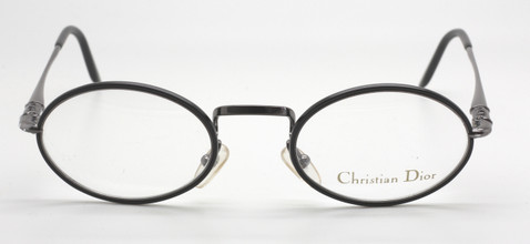 Christian Dior 2055 Vintage Oval Frames At The Old Glasses Shop