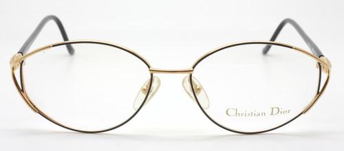 Vintage Christian Dior 3525 Glasses At www.theoldglassesshop.com