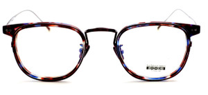 Les Pieces Uniques Vintage Style Quadra Shaped Eyewear At The Old Glasses Shop