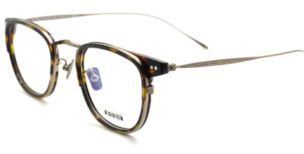 Designer Italian Spectacles In Titanium By Les Pieces Uniques At The Old Glasses Shop