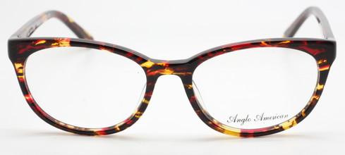 ELISKA By Anglo American Vintage Style Shallow Panto Frame At The Old Glasses Shop
