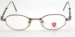 Vintage Hexagonal Glasses Frames By Tonino Lamborghini At www.theoldglassesshop.com