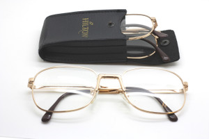 Hilton Slimfold folding glasses from www.theoldglassesshop.co.uk