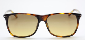 Les Pieces Uniques 51 col.02 Tortoiseshell sunglasses from www.theoldglassesshop.co.uk