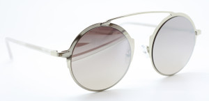 Vintage Style Round Sunglasses By Les Pieces Uniques At www.theoldglassesshop.com