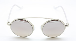 1ce49665ee0f Large Round Eye GIULIETTA Sunglasses By Les Pieces Uniques At The Old  Glasses Shop