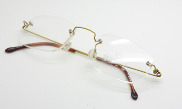 Rimless frame by Winchester from The Old Glasses Shop Ltd