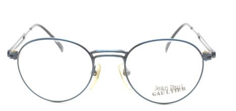 Jean Paul Gaultier 4176 in Steel Blue from www.theoldglassesshop.co.uk