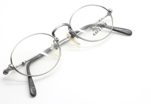 Jean Paul Gaultier 7106 Grey frame from www.theoldglassesshop.co.uk